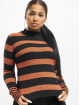 Only Pullover onyAlexa Stripe brown