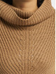 Only Pullover onlCourtney Life Rollneck brown