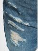 Only Skjørt Isabel Life Pencil Denim Jeans blå