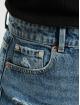 Only Spódniczki Isabel Life Pencil Denim Jeans niebieski