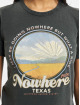 Only T-Shirt onlLucy Regular Road schwarz