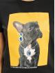 Only T-Shirt onlCathrine Regular Pet schwarz