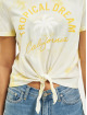 Only T-shirts Onltaylor Life Knot JRS gul