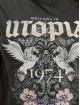 Only T-skjorter Onllucy Utopia svart
