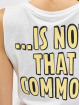 Only Tank Tops onlAda Life S/L Text white