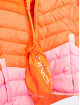 Only Veste matelassée onlDemi Blocked orange 3