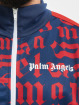 Palm Angels Übergangsjacke Broken Monogram blau