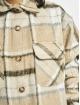 PEGADOR Рубашка Goleta Heavy Hairy Flannel коричневый