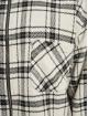 PEGADOR Chemise Bale Heavy Flannel blanc