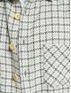 PEGADOR Chemise Flato Heavy Flannel gris