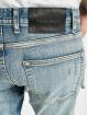 PEGADOR Dżinsy straight fit Mitu Distressed Vintage niebieski