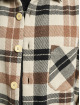 PEGADOR Kauluspaidat Flato Heavy Flannel ruskea
