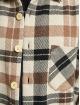 PEGADOR Košele Flato Heavy Flannel hnedá