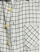PEGADOR overhemd Flato Heavy Flannel grijs