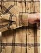 PEGADOR Shirt Flato Heavy Wool Flannel brown