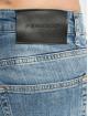 PEGADOR Skinny Jeans Moa Button blue