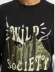 PEGADOR T-Shirty Cody czarny