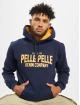 Pelle Pelle Bluzy z kapturem Freshman niebieski