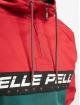 Pelle Pelle Übergangsjacke Colorblock rot