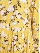 Pieces Kleid pcMegan Medi gelb