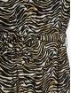 Pieces Kleid pcCecilie Short Sleeve Long schwarz