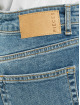 Pieces Mom Jeans pcLeah High Waist Ankle Noos blue