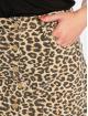 Pieces Skirt pcSky High Waist Button JJ brown