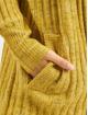 Pieces Strickjacke pcNew Sanni Noos Knit gelb