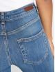 Pieces Tynne bukser pcFive Delly B185 blå 4