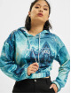 Project X Paris Hoody Liquid Gradient blau