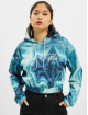 Project X Paris Hoody Liquid Gradient blauw