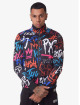 Project X Paris Lightweight Jacket Graffiti black