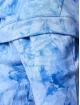 Project X Paris Spodnie do joggingu Tie Dye niebieski