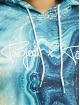 Project X Paris Sweat capuche Liquid Gradient bleu
