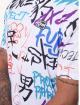 Project X Paris T-skjorter Graffiti hvit