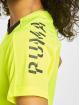 Puma Футболка Logo Graphic желтый