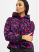 Puma Bluzy z kapturem XTG Fleece fioletowy