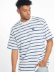 Puma Camiseta Downtown Stripe blanco