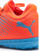 Puma Performance Outdoorschuhe Future 19.4 TT Junior pomaranczowy