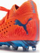 Puma Performance Sneaker Future 19.1 Netfit FG/AG arancio