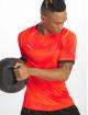 Puma Performance Sportshirts Graphic czerwony 0