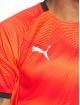 Puma Performance Sportshirts Graphic czerwony 3
