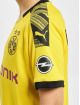 Puma Performance T-shirt BVB Home Replica JR With Evonik Logo With Opel Logo gul
