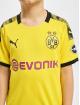 Puma Performance T-Shirt BVB Home Replica JR With Evonik Logo With Opel Logo jaune