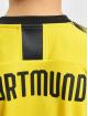 Puma Performance T-Shirt BVB Home Replica JR With Evonik Logo With Opel Logo yellow