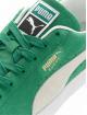 Puma Sneakers Suede Teams green