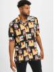 Redefined Rebel Koszule Atlas czarny