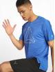 Reebok Performance Sportshirts Ost Activchill Grap niebieski