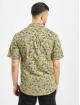 Revolution Shirt Infloral Print yellow