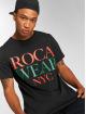 Rocawear T-Shirty NYC czarny